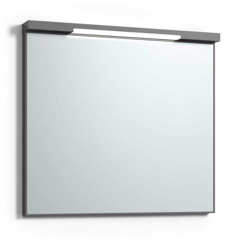 Peili Svedbergs Stil Top-Mirror 80 harmaa