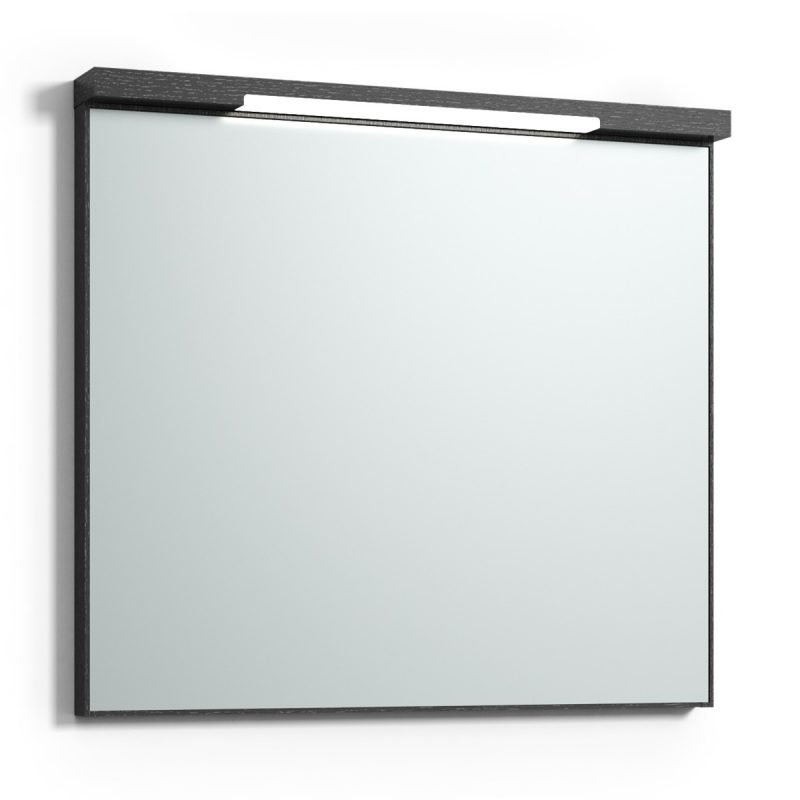 Peili Svedbergs Stil Top-Mirror 80 musta tammi