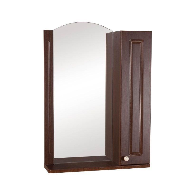 Peilikaappi Aquarodos Klassik pähkinä 600x170x820mm