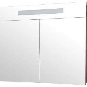 Peilikaappi Aquarodos Nika wenge 950x150x802mm