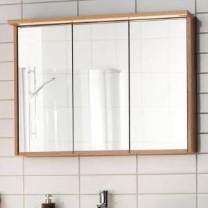 Peilikaappi Hafa Original 600 tammi