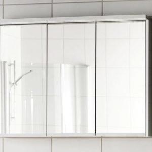 Peilikaappi Hafa Original 600 valkoinen