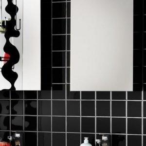 Peilikaappi Hafa Solo 420 musta