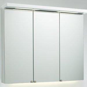 Peilikaappi Top-Line 120 LED ala- ja ylävalaistuksella valkoinen