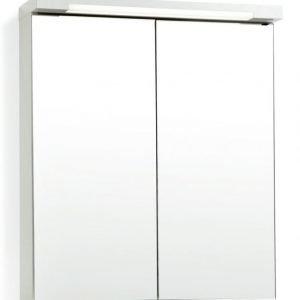 Peilikaappi Top-Line 60 LED ala- ja ylävalaistuksella valkoinen