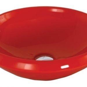 Pesuallas Creavit MN 0457 pyöreä 450 mm punainen