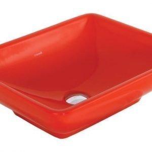 Pesuallas Creavit TP 140 490x390 mm punainen