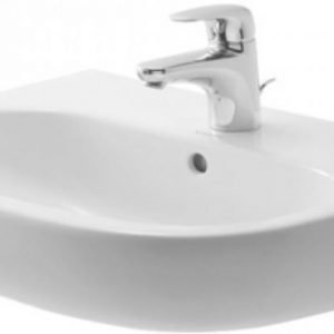 Pesuallas Duravit D-Code 600x460 mm