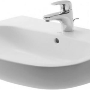 Pesuallas Duravit D-Code 650x500 mm