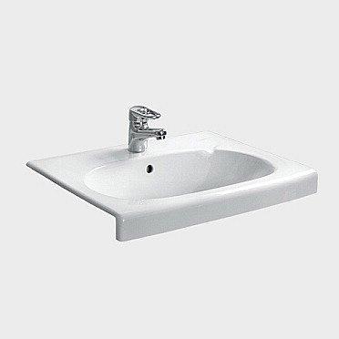 Pesuallas IDO 11110 570x450x190 mm upotettava valkoinen