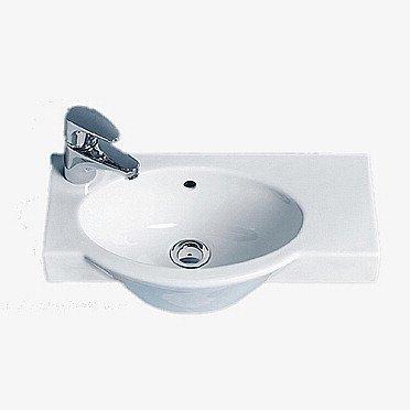 Pesuallas IDO Minislim 11130 500x220/275x160 mm valkoinen