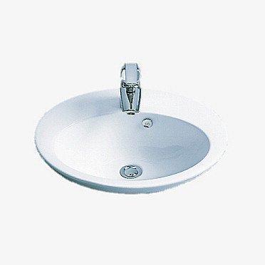 Pesuallas IDO Mosaik Duoset 11179 530x430x190 mm valkoinen