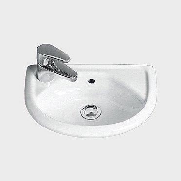 Pesuallas IDO Trevi 11182 valkoinen 400x260x160 mm