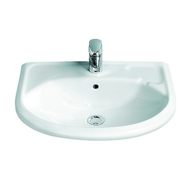 Pesuallas IDO Trevi 11185 560x440x185 mm valkoinen