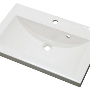 Pesuallas Otsoson Clever 600 602x390x40 mm valkoinen