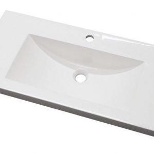Pesuallas Otsoson Clever 800 802x390x40 mm valkoinen