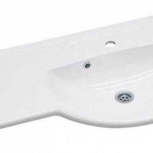 Pesuallas Otsoson Marilyn 900 903x330x460 mm oikea valkoinen