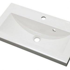 Pesuallas Otsoson Miniclever 600 602x310x40 mm valkoinen