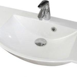 Pesuallas Otsoson Susa 1204x390x153 mm valkoinen