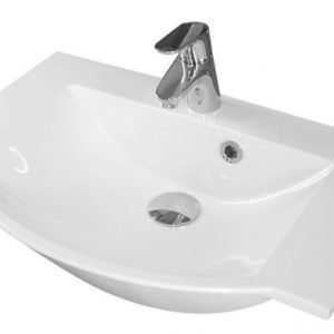 Pesuallas Otsoson Susa 603x390x153 mm valkoinen