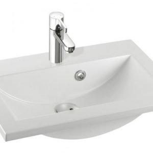Pesuallas Otsoson UppoClever 502x390x20 mm valkoinen