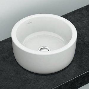 Pesuallas Villeroy & Boch Architectura 4125 Ø 400 mm Valkoinen Alpin
