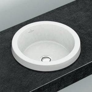 Pesuallas Villeroy & Boch Architectura 4165 Ø 415 mm Valkoinen Alpin