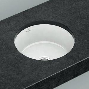 Pesuallas Villeroy & Boch Architectura 4175 Ø 340 mm altakiinnitettävä Valkoinen Alpin