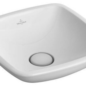 Pesuallas Villeroy & Boch Loop & Friends 5149 380x380 mm Valkoinen Alpin