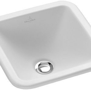 Pesuallas Villeroy & Boch Loop & Friends 6156 450x450 mm Valkoinen Alpin