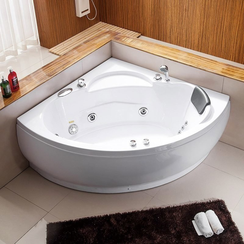 Poreamme Bathlife Class 1380 1380x1380mm 340l