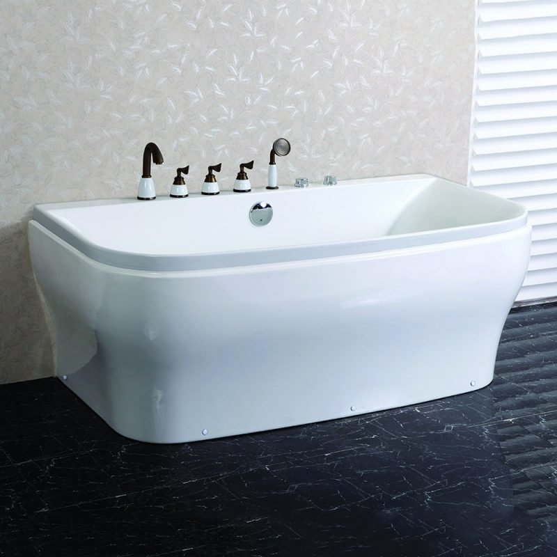 Poreamme Bathlife Enjoy 1650 1650x800mm 280l