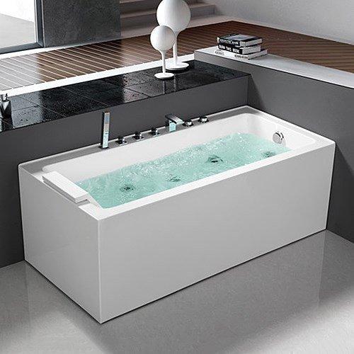 Poreamme Bathlife Pusta 1500 vasen 1500x750mm 290l veden ylläpitolämmittimellä