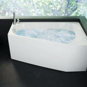 Poreamme Motion 160 L Comfort akryyli valkoinen