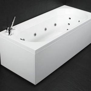 Poreamme Motion 180 SQ Comfort akryyli valkoinen