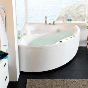 Poreamme Ocean 140 C Comfort akryyli valkoinen