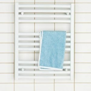 Pyyhekuivain Hafa Ellips 1600x450 valkoinen