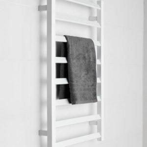 Pyyhekuivain Hafa Original 1200x500 mm valkoinen kiiltävä