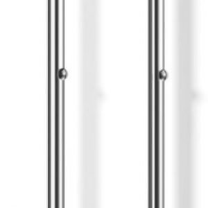 Pyyhekuivain Rej Design Duetto BT 20150 kromi tai valkoinen