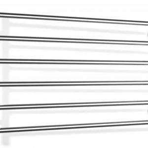 Pyyhekuivain Rej Design Largo BTH 100606 600x1045 mm kromi tai valkoinen