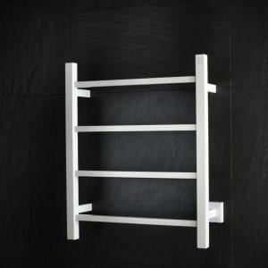 Pyyhekuivain Tempo Ladder 500x600 mm 40 W ruostumaton teräs