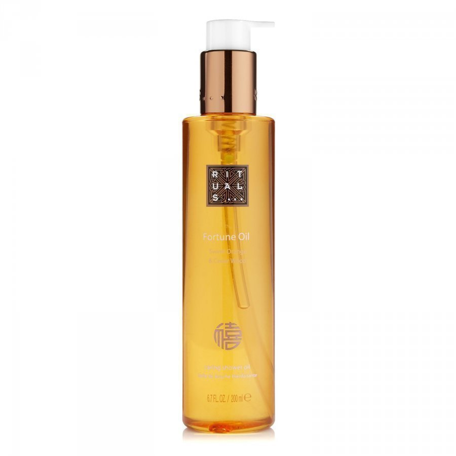Rituals Fortune Oil Suihkuöljy 200 Ml