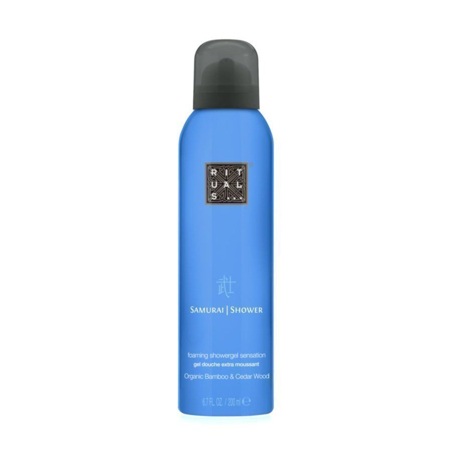 Rituals Samurai Shower Suihkuvaahto 200 Ml