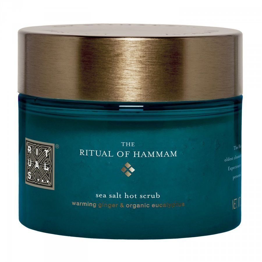 Rituals The Ritual Of Hammam Hot Scrub Vartalokuorinta