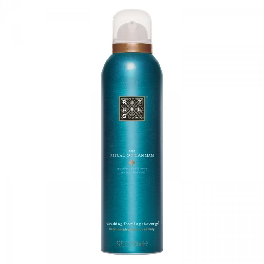 Rituals The Ritual Of Hammam Suihkuvaahto 200 Ml