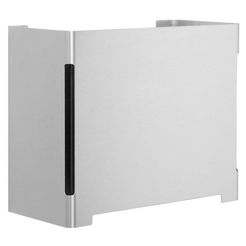 Roska-astia Cool-Line 263 355x165x285 mm harjattu teräs