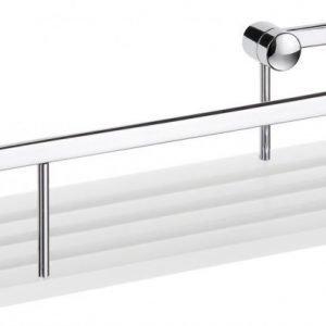 Saippuakori Smedbo Sideline design 250x113 valkoinen pohjalevy