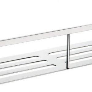 Saippuakori Smedbo Sideline design 400x113 kromattu pohjalevy
