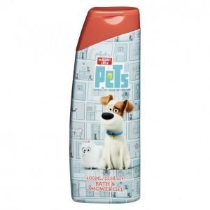 Secret Life Of Pets Kylpy & Suihkugeeli 400ml