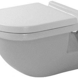 Seinä-WC Duravit Starck3 ilman kantta